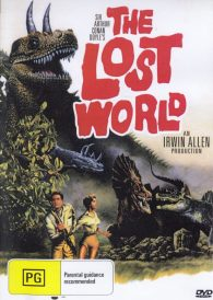 The Lost World – Michael Rennie DVD