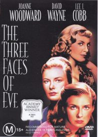 The Three Faces of Eve –  Joanne Woodward DVD
