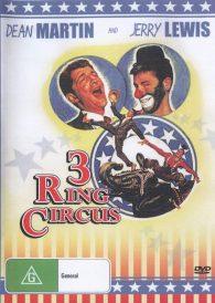 3 Ring Circus – Dean Martin & Jerry Lewis DVD