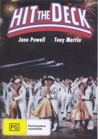 Hit the Deck – Jane Powell DVD