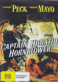 Captain Horatio Hornblower – Gregory Peck DVD