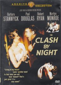 Clash by Night –  Barbara Stanwyck DVD