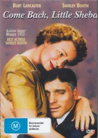 Come Back, Little Sheba – Burt Lancaster DVD