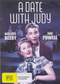 A Date with Judy – Jane Powell DVD