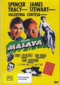 Malaya -Spencer Tracy DVD