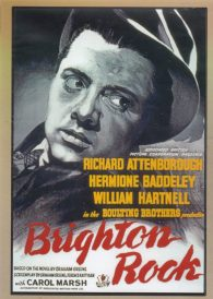 Brighton Rock –  Richard Attenborough DVD