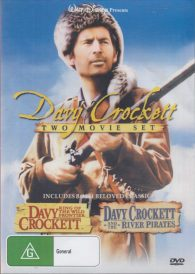 Davy Crockett Two Movie Set – Fess Parker DVD
