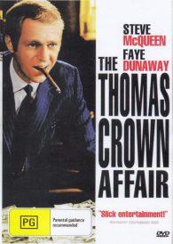 The Thomas Crown Affair – Steve McQueen DVD