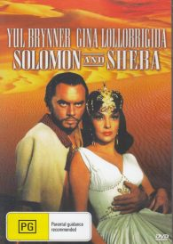 Solomon and Sheba – Yul Brynner DVD