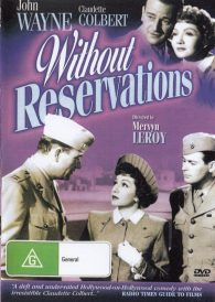 Without Reservations – John Wayne DVD