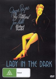 Lady in the Dark – Ginger Rogers DVD