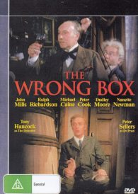 The Wrong Box – Michael Caine DVD