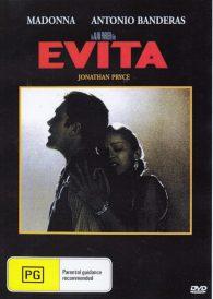 Evita – Madonna DVD