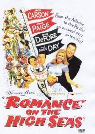 Romance on the High Seas – Doris Day DVD