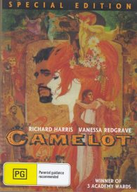 Camelot – Richard Harris DVD