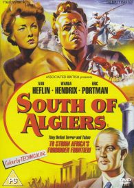 South of Algiers – Van Heflin DVD