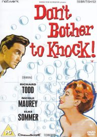 Don't Bother to Knock – Richard Todd DVD