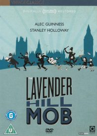 The Lavender Hill Mob – Alec Guinness DVD