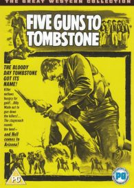 Five Guns to Tombstone – James Brown DVD