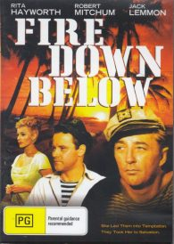 Fire Down Below – Rita Hayworth DVD