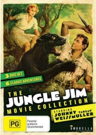 Jungle Jim Movie Collection – Johnny Weissmuller DVD