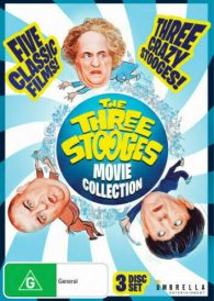 The Three Stooges – The Movie Collection DVD