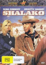 Shalako – Sean Connery DVD