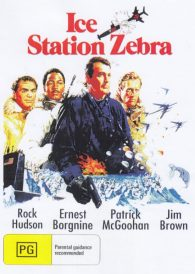 Ice Station Zebra – Rock Hudson DVD