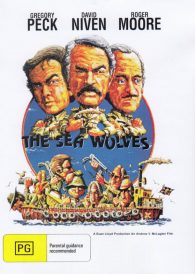 The Sea Wolves – Gregory Peck DVD