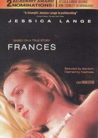 Frances – Jessica Lange DVD