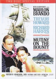 Mutiny on the Bounty – Marlon Brando DVD