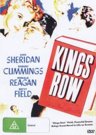 Kings Row – Ann Sheridan DVD