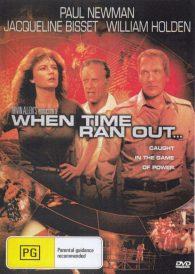 When Time Ran Out – Paul Newman DVD