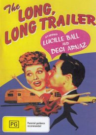 The Long, Long Trailer – Lucille Ball DVD