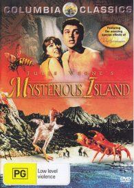 Mysterious Island – Michael Craig DVD