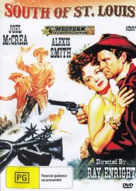 South of St. Louis – Joel McCrea DVD