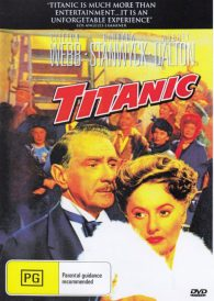 Titanic – Clifton Webb DVD