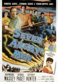 Seven Angry Men – Raymond Massey DVD