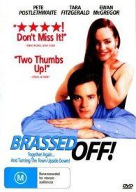 Brassed Off –  Pete Postlethwaite DVD