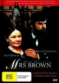 Her Majesty Mrs. Brown – Judi Dench DVD