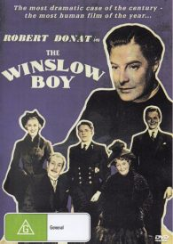 The Winslow Boy – Robert Donat DVD
