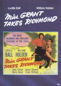 Miss Grant Takes Richmond – Lucille Ball DVD