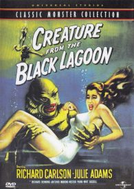 Creature from the Black Lagoon – Richard Carlson DVD