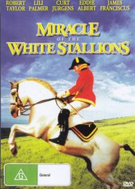Miracle of the White Stallions – Robert Taylor DVD