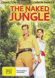 The Naked Jungle – Charlton Heston DVD