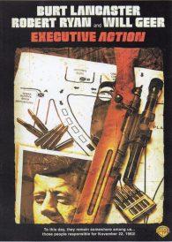 Executive Action – Burt Lancaster DVD