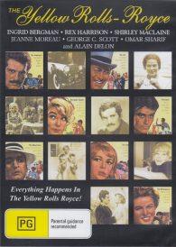 The Yellow Rolls Royce –  Ingrid Bergman DVD