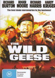 The Wild Geese – Richard Burton DVD