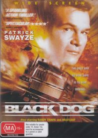 Black Dog – Patrick Swayze DVD