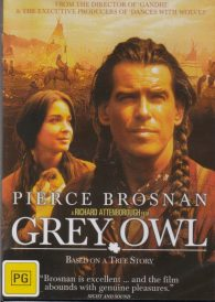 Grey Owl – Pierce Brosnan DVD